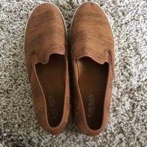 Ralph Lauren Slip-on sneakers
